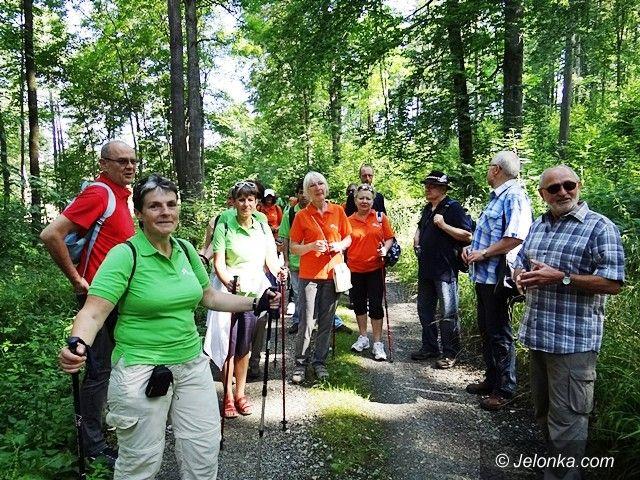 Region: Park w Bukowcu zdobyty podczas spaceru z kijkami