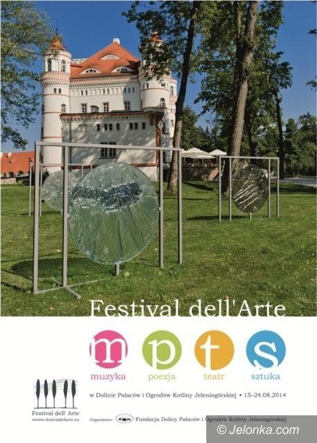 Region: Wkrótce III Festival dell' Arte: koncerty, wystawy, spektakle