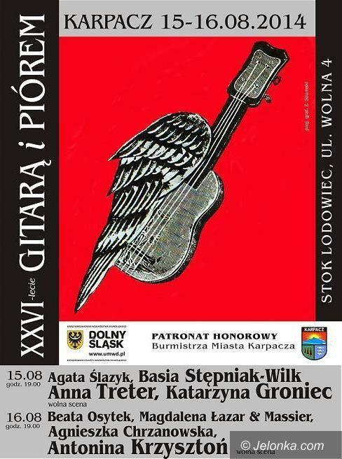 Karpacz: XXVI–lecie Gitarą i Piórem w Karpaczu