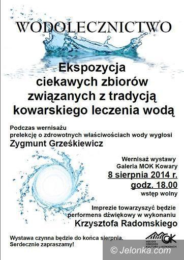 """Kowary: Wernisaż wystawy """"Wodolecznictwo"""" w MOK–u w Kowarach"""