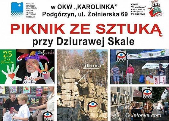 """Region: XXV """"Piknik ze sztuką"""" w Podgórzynie"""