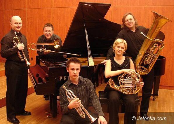 Jelenia Góra: Jelonka Brass Band zagra w Cieplicach