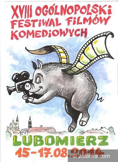 Region: Festiwal Filmów Komediowych w Lubomierzu