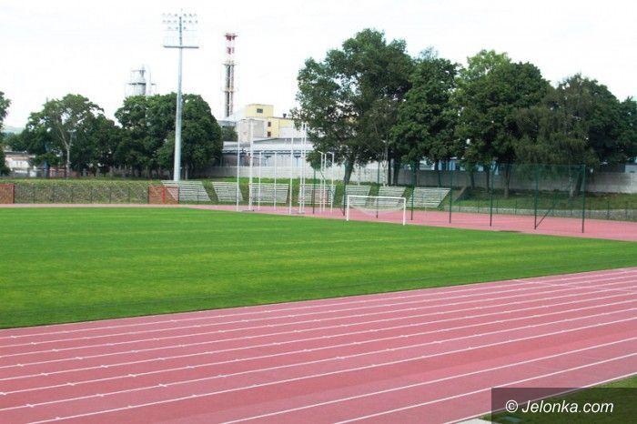 Jelenia Góra: Stadion przy Złotniczej do poprawki