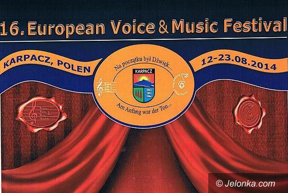 """Karpacz: """"Koziołek Show"""" i """"Pinokio"""" na XVI European Voice & Music Festival"""