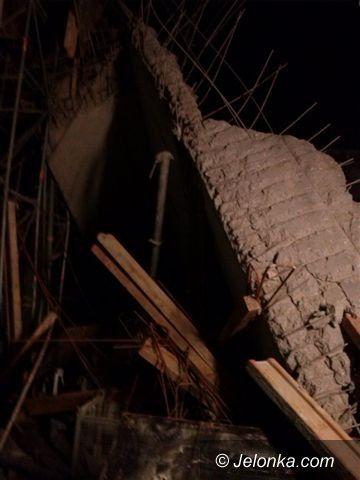 Jelenia Góra: Katastrofa budowlana w galerii handlowej na Zabobrzu