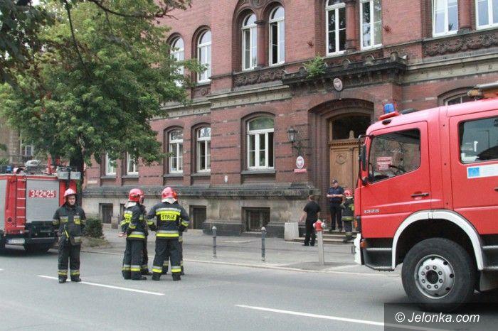 Jelenia Góra: Znów fałszywy alarm o bombie w sądzie (aktualizacja)