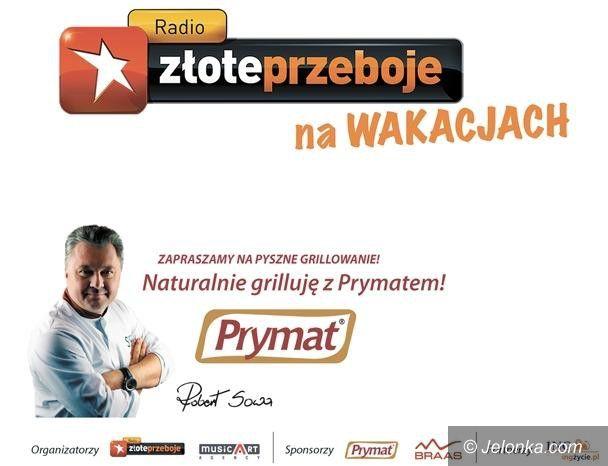 """Region: """"Złote Przeboje na wakacjach"""" w Świeradowie–Zdroju"""