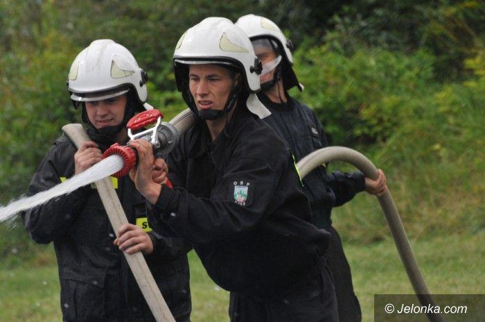 Jelenia Góra: Zawody OSP: pokaz umiejętności i sprawności