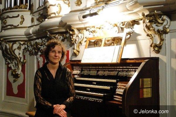 Jelenia Góra: Ostatni niedzielny koncert organowy: Maria Erdmann