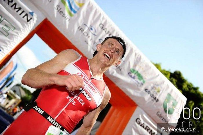 Jelenia Góra: Sukcesy jeleniogórskiego triathlonisty