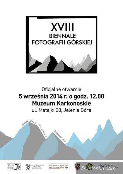 Jelenia Góra: Oto laureaci 18. Biennale Fotografii Górskiej