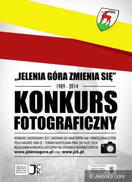 Jelenia Góra: Jak zmienia się miasto – weź udział w konkursie