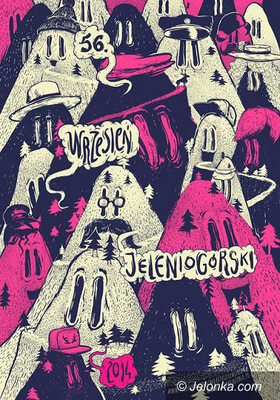 Jelenia Góra: Plakat tegorocznego Września Jeleniogórskiego