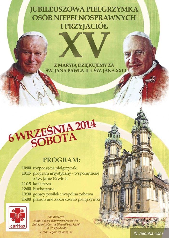 Region: Trwają zapisy na pielgrzymkę do Krzeszowa