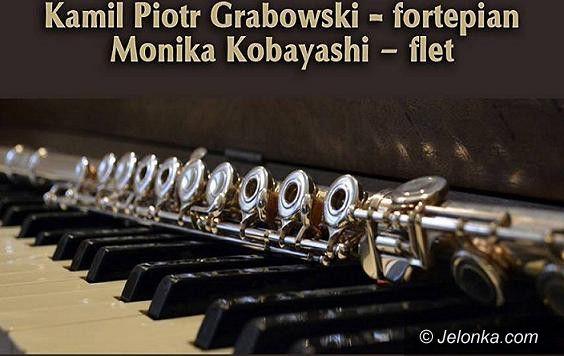 Jelenia Góra: Wrześniowy koncert na flet i fortepian w JCK