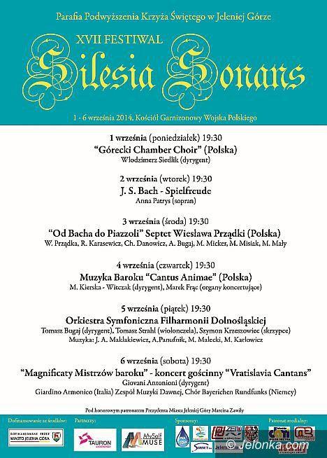 Jelenia Góra: Silesia Sonans po raz siedemnasty