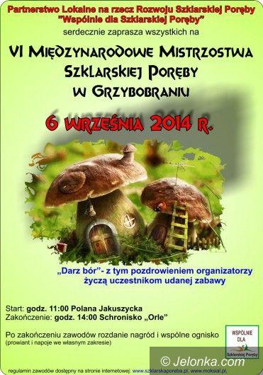Szklarska Poręba: Międzynarodowe Mistrzostwa Szklarskiej Poręby w Grzybobraniu