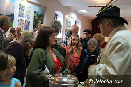 Piechowice: Finisaż wystawy Jerzego Jerycha w Piechowicach