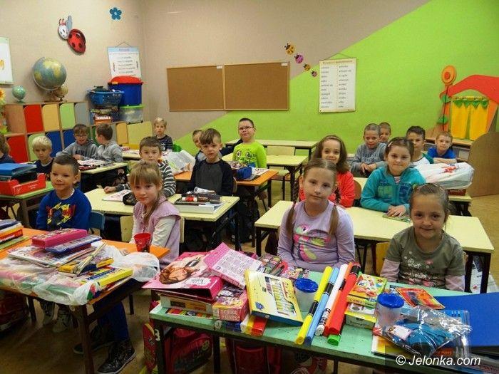 Jelenia Góra: W Sobieszowie uczniowie wrócili do odnowionej szkoły
