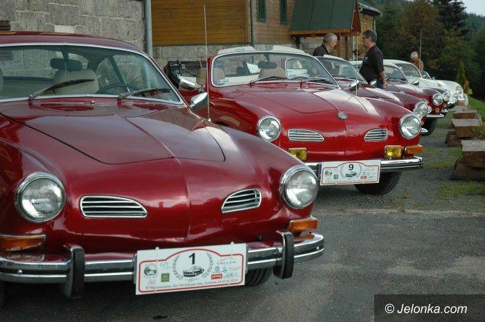 Region: Po zlocie aut marki VW Karmann Ghia