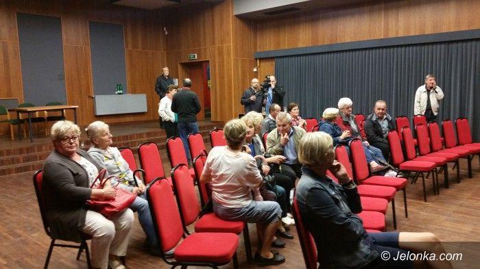 Jelenia Góra: Z Wodnikiem o inwestycji w Sobieszowie