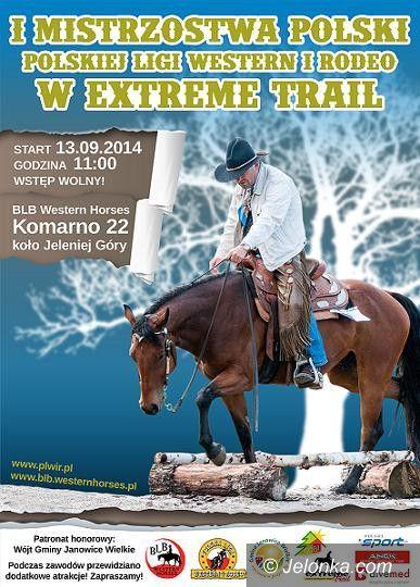 Region: Mistrzostwa Polski w Extreme Trail w Komarnie