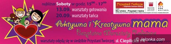 Jelenia Góra: Bezpłatne warsztaty dla mam – już w sobotę