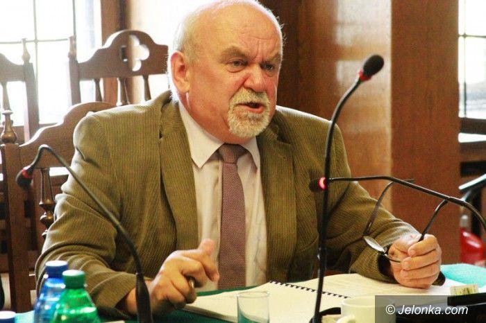 Jelenia Góra: Radni przegłosowali wygaśnięcie mandatu W. Tomery
