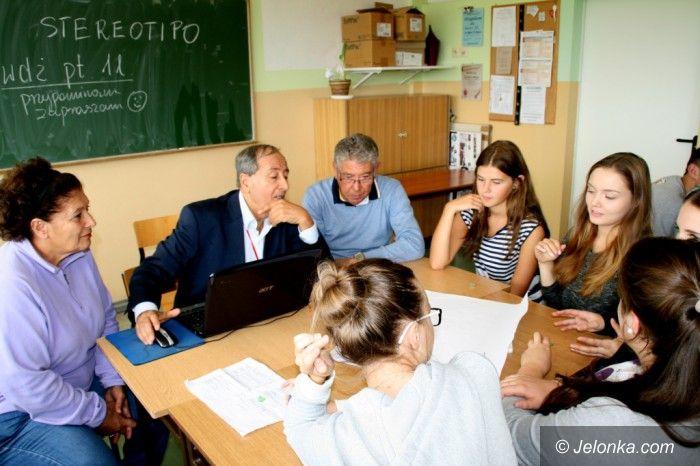 Jelenia Góra: Wolontariat seniorów po włosku w Jeleniej Górze