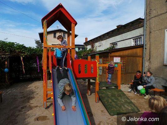 Mysłakowice: Powstał plac zabaw w Mysłakowicach