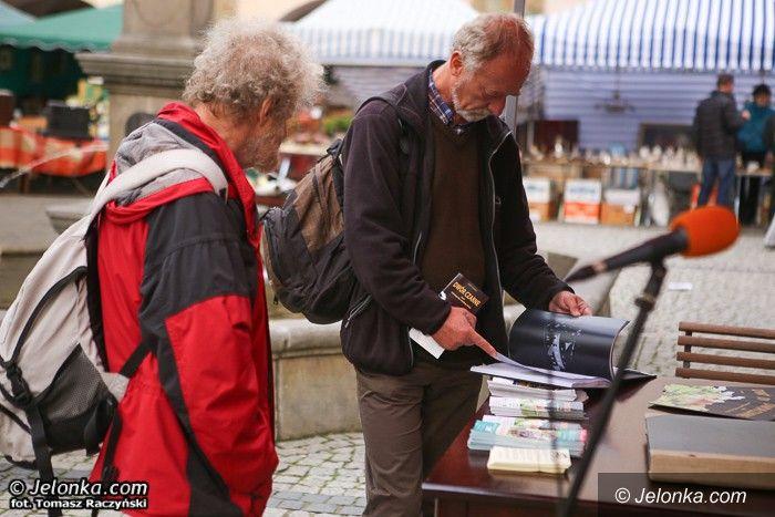 Jelenia  Góra: Jeleniogórski Rynek tętnił życiem, starociami i osobliwościami