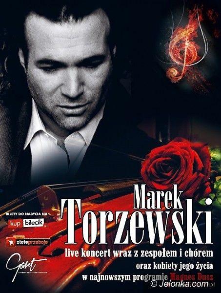 Jelenia Góra: Marek Torzewski Live w Filharmonii
