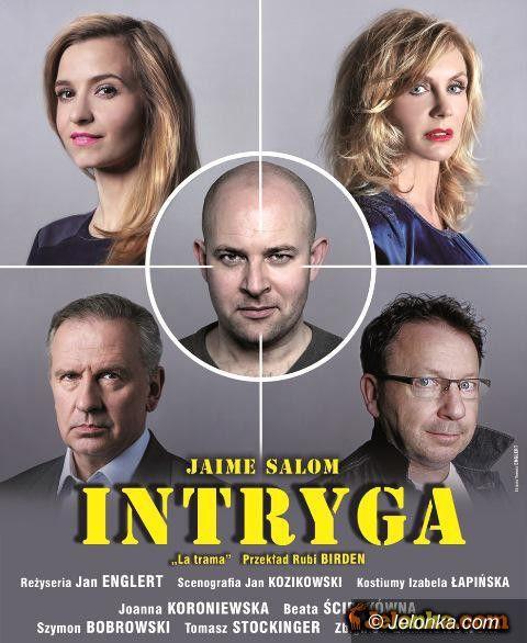 """Jelenia Góra: """"Intryga"""" w listopadzie"""