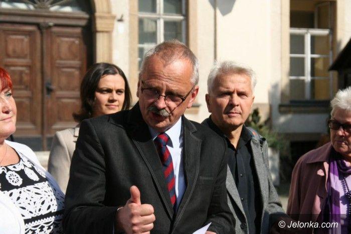 Jelenia Góra: Marcin Zawiła rusza (ze swoimi ludźmi) do wyborczego boju