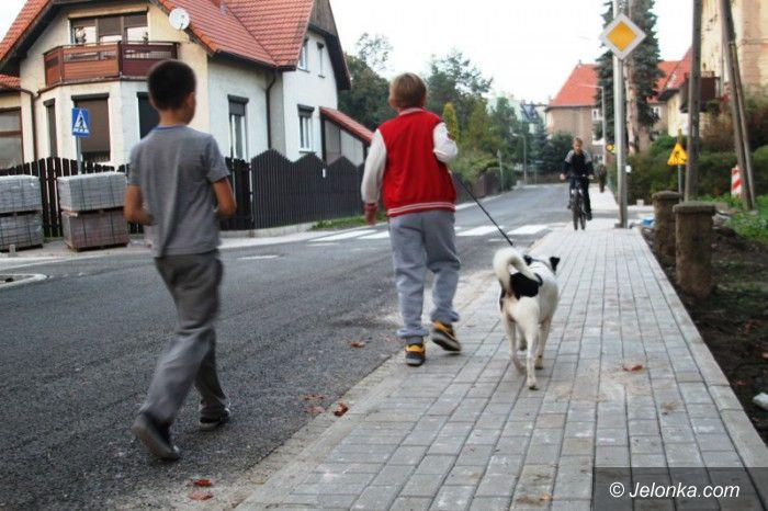 Jelenia Góra: Ulice (prawie) gotowe do odbioru