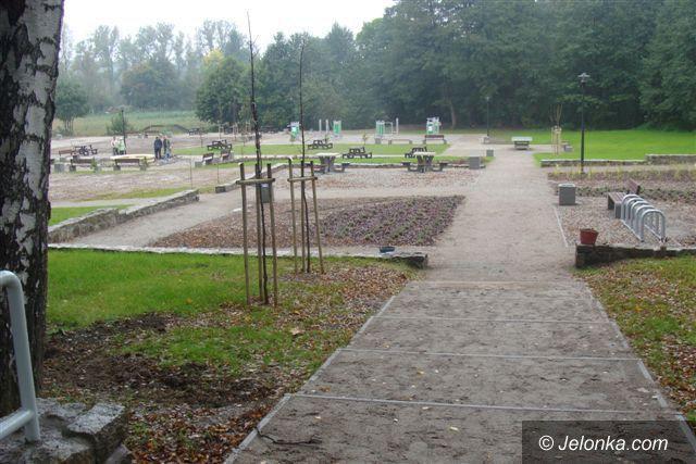 Janowice Wielkie: Jak ma się nazywać nowy park w Janowicach Wielkich?