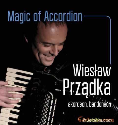 """Jelenia Góra: """"Magic of Accordion"""" w Teatrze Zdrojowym"""