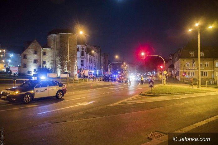 Jelenia Góra: Volkswagen uderzył w toyotę
