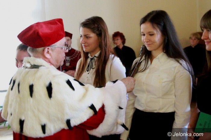 Jelenia Góra: Rok akademicki w KPSW rozpoczęty
