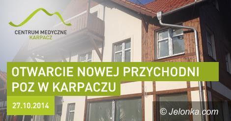 Karpacz: Otwarcie nowej przychodni POZ w Karpaczu