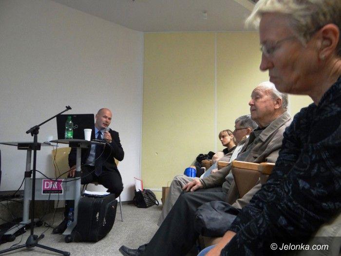 Jelenia Góra: Wszystko o szumach usznych na spotkaniu w Książnicy