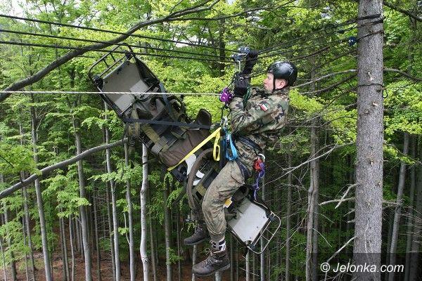 Szklarska Poręba: Zawody jednostek specjalnych i festyn pod Szrenicą