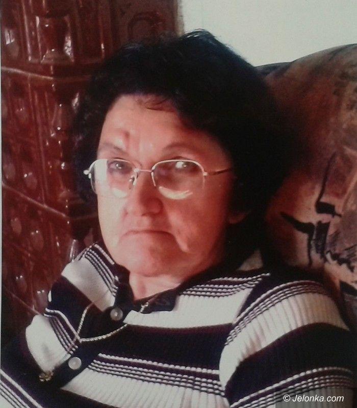 Jelenia Góra: Zaginęła Wanda Gano