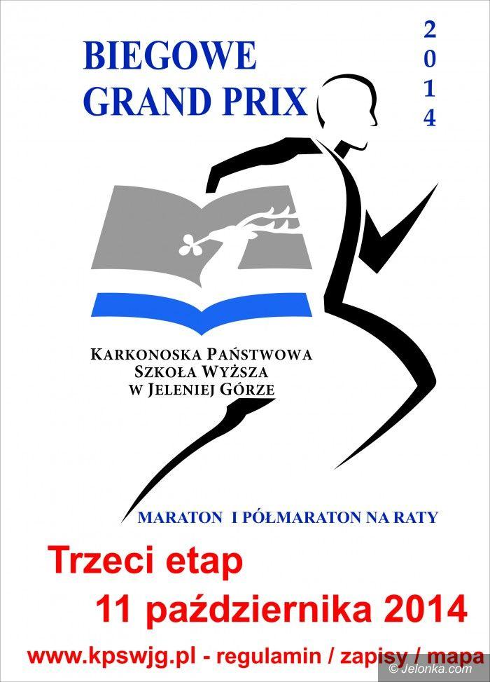 Jelenia Góra: Jutro Biegowe Grand Prix w Jeleniej Górze