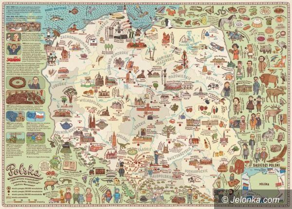 Kraj: Bezpłatna mapa wolnej Polski od kancelarii premiera