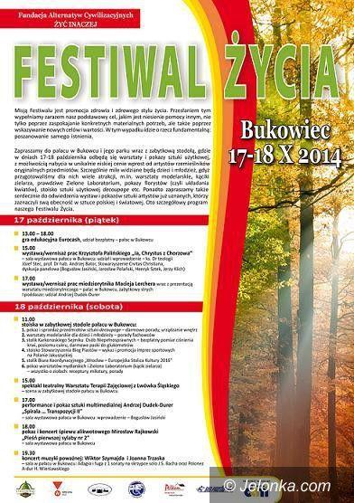 Region: Festiwal Życia w Bukowcu