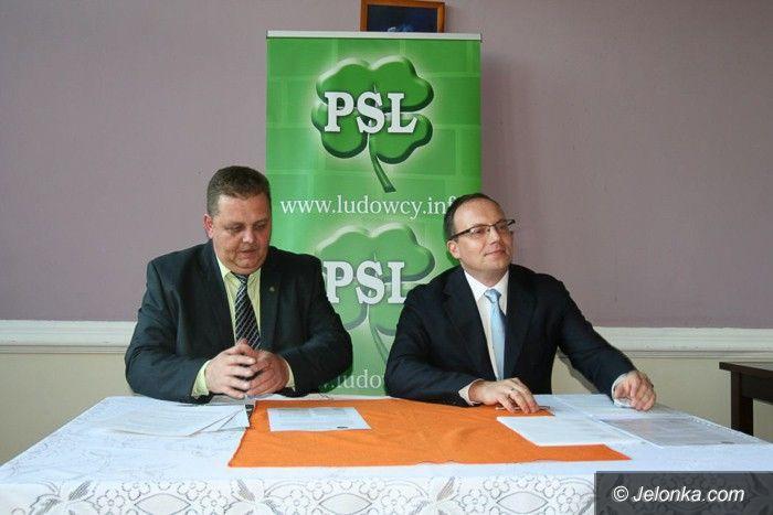 Jelenia  Góra: Wojciech Smoliński kandytatem PSL na prezydenta Jeleniej Góry
