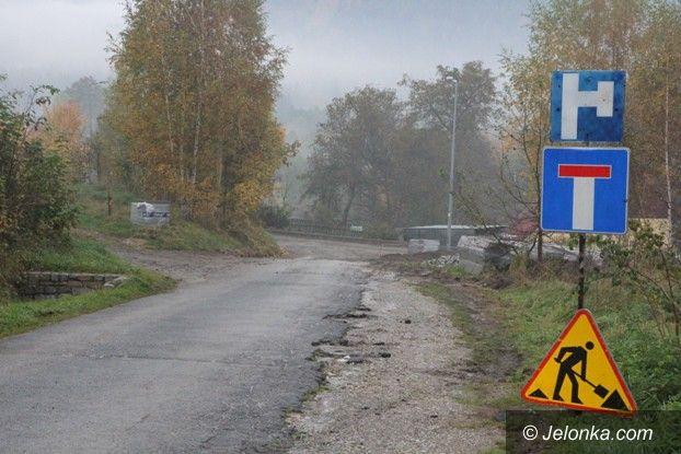 Piechowice: Kończy się remont ulicy Górnej w Piechowicach