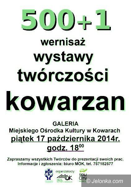 """Kowary: Wystawa """"500 + 1"""" w Kowarach od dzisiaj"""